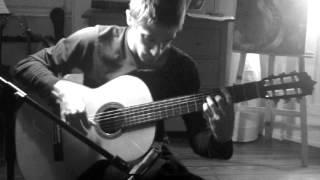 Clément DAGUE - Valse indécise - Composition Guitare Classique