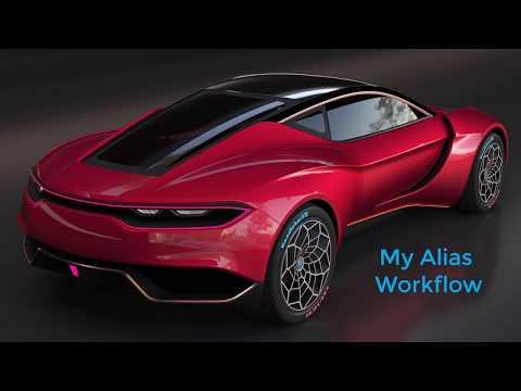 Alias Basics: My Alias Workflow