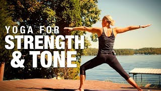 Yoga for Strength & Tone Class - Five Parks Yoga