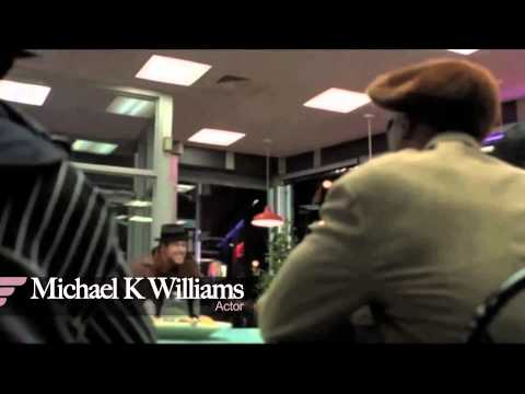 Michael K. Williams talks about Tupac & President Obama's impact on his career.
