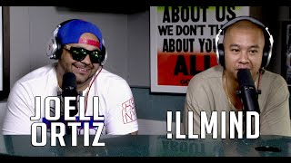 Joell Ortiz and !llMind On Real Late With Peter Rosenberg