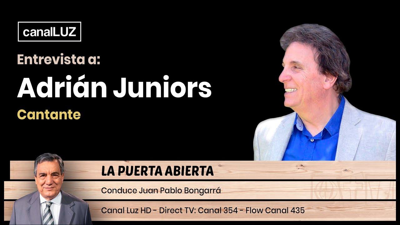Entrevista a Adrián Juniors