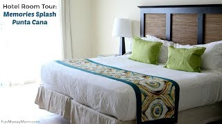 Hotel Room Tour: Memories Splash Punta Cana