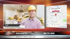 Ron Martin Of GROUT LINES USA LLC: Terrific Information On How To Search For A Reliable Generic...