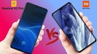 Realme X2 Pro VS Xiaomi Mi 9 Pro - Which is Better!!