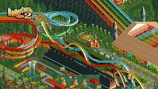 RollerCoaster Tycoon 2 HD - Intro Remade