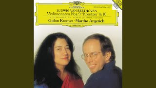 "Beethoven: Sonata For Violin And Piano No.9 In A, Op.47 - ""Kreutzer"" - 1. Adagio sostenuto - Presto"
