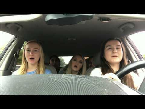MSMS University Calculus Carpool Karaoke