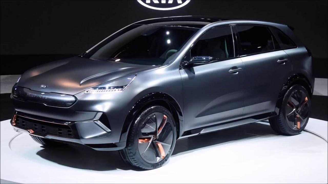 2020 kia niro ev - interior exterior and drive