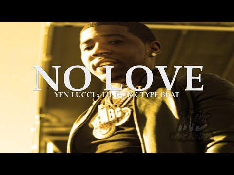 [FREE]🔥  YFN Lucci x Lil Durk Type Beat 2018 ''No Love'' (Prod. By T�ts)