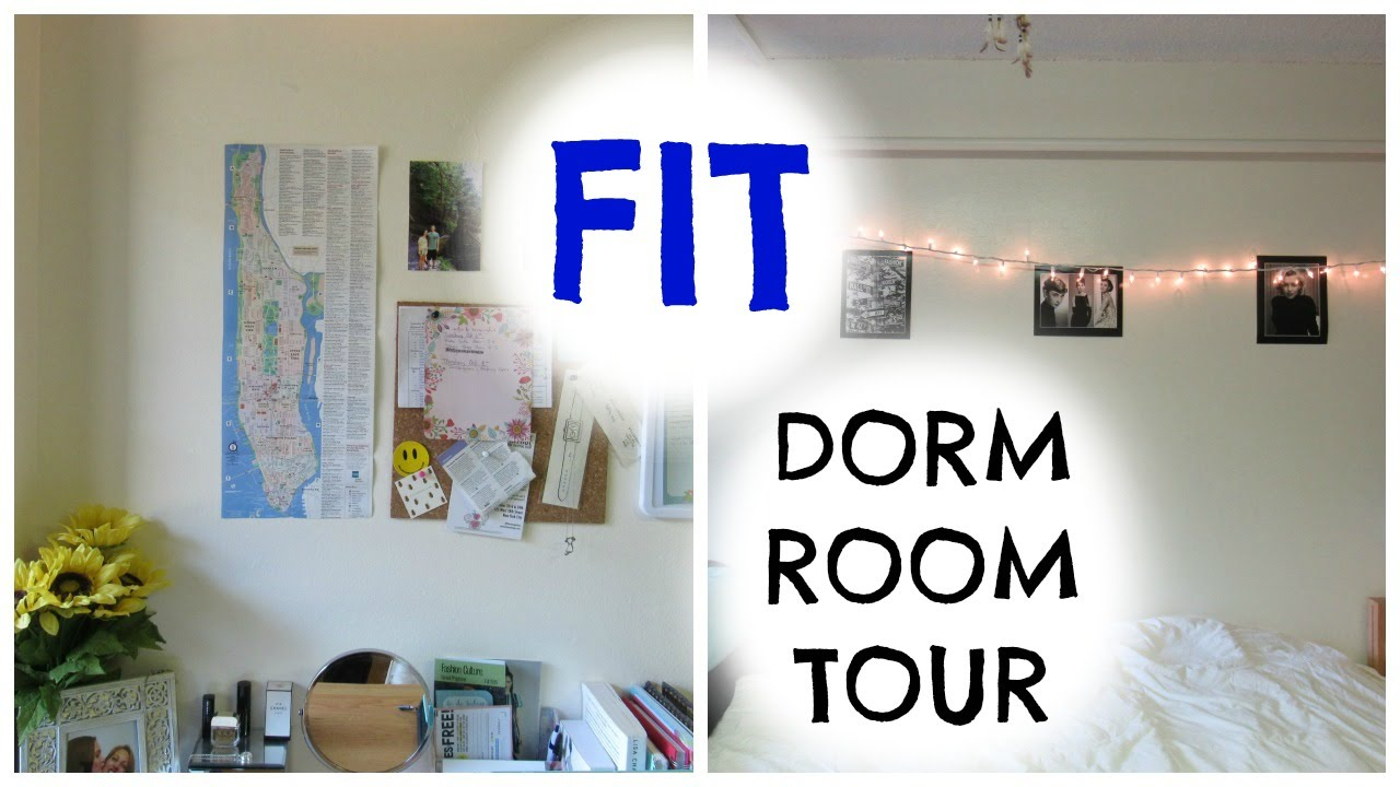 fashion institute of technology fit dorm tour