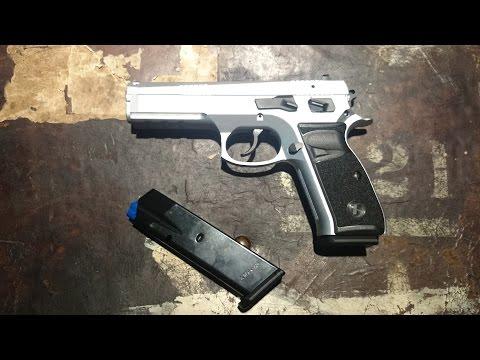 CANIK55 Tristar P120 9mm Initial impressions