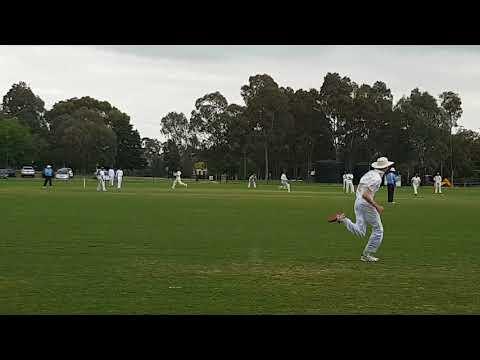 Balwyn CC v Endeavour Hills CC, VSDCA 1st XI South/East - Round 2, 2017
