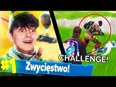 HARDCORE CHALLENGE W FORTNITE! | JDABROWSKY