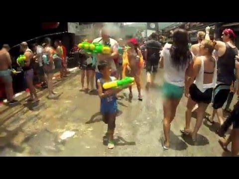 Songkran Festival phuket patong