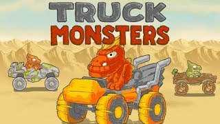 Free Game Tip - Truck Monsters