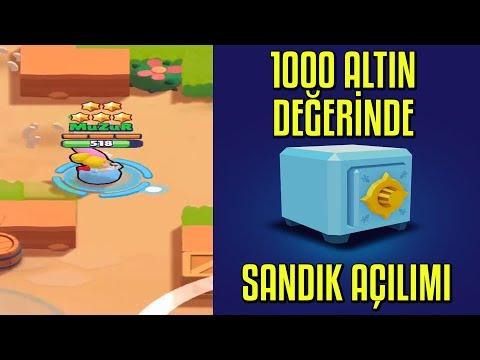 1000 ALTIN DEĞERİNDE SANDIK AÇILIMI - YÜKSELTMELER - BOUNTY ETKİNLİĞİ