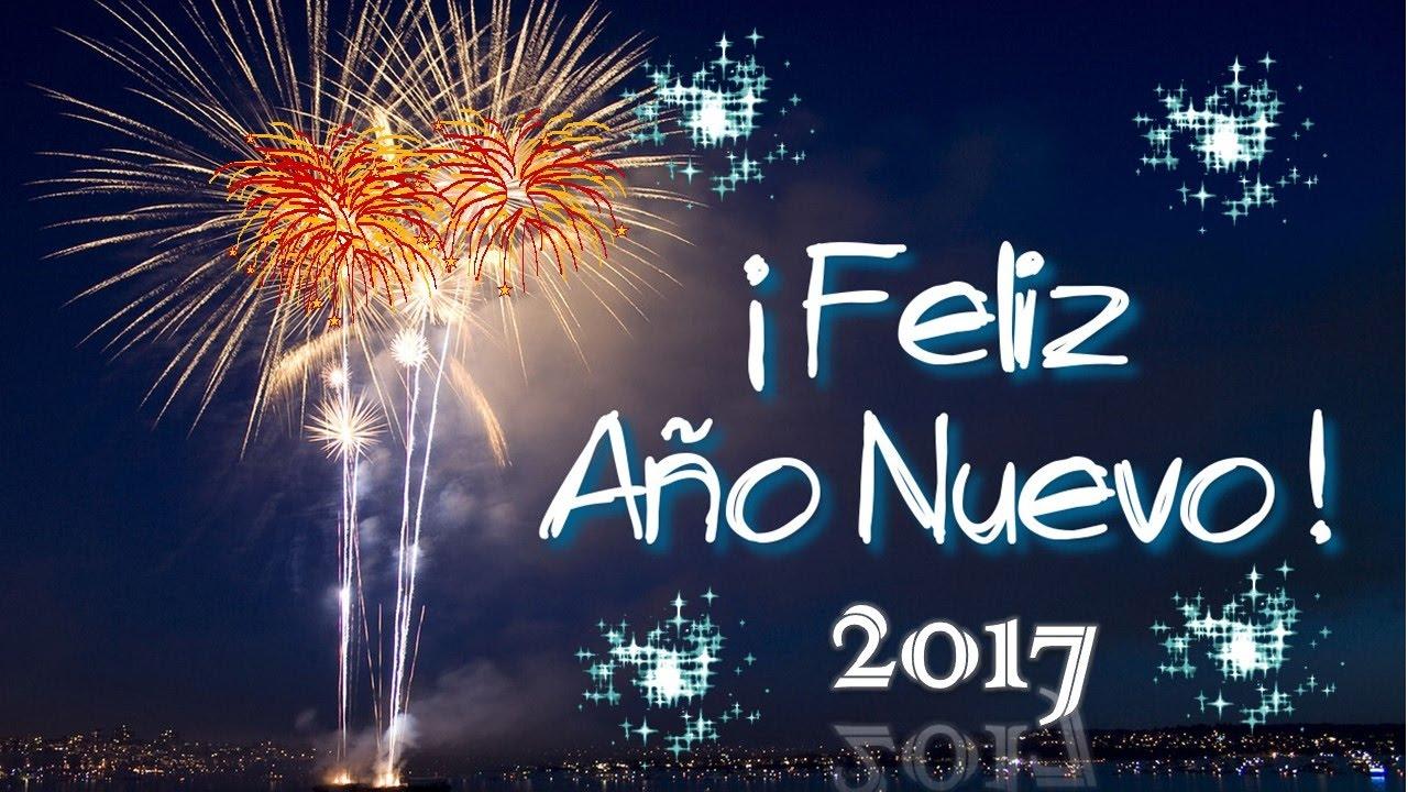 Feliz Año Nuevo 2017frases Para Desear Un Feliz Año Nuevo Happy New Year