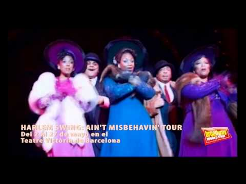Harlem Swing: Ain't Misbehavin' en el Teatre Victòria de Barcelona