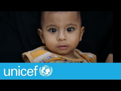 Yemen: Millions of children and families are on the brink of starvation   UNICEF