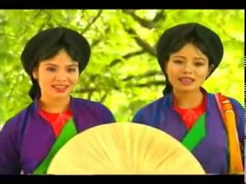 [Quan họ Bắc Ninh] Ngồi tựa song đào (không nhạc đệm) - Hồng Luyến - Phương Bắc