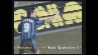 Filippo Inzaghi - 'Super Pippo' Capocannoniere Atalanta