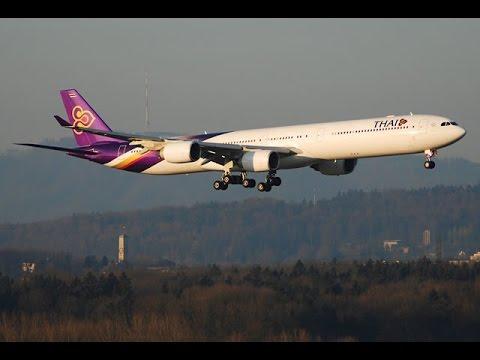 การบินไทยขอโทษเครื่องตกหลุมอากาศคนเจ็บ 11 ราย