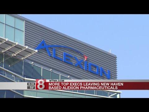 More top executives leaving Alexion Pharmaceuticals
