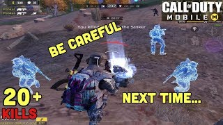 Use Your Trickster Wisely   20+ kills   codm solo vs squad   cod mobile battleroyale