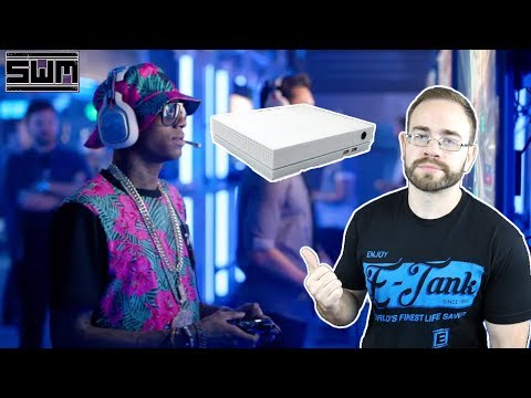 Soulja Boy's New Game Console Is Hilariously Bad