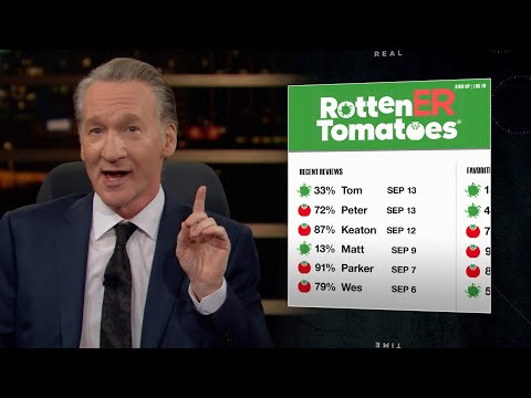 New Rule: Ranks For Everything   Real Time With Bill Maher (HBO)