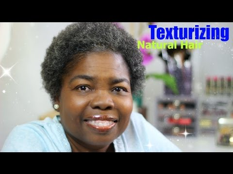 Short Natural Hair Texturizer