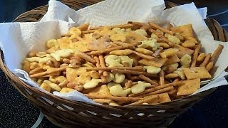 Party Snack Mix - E172
