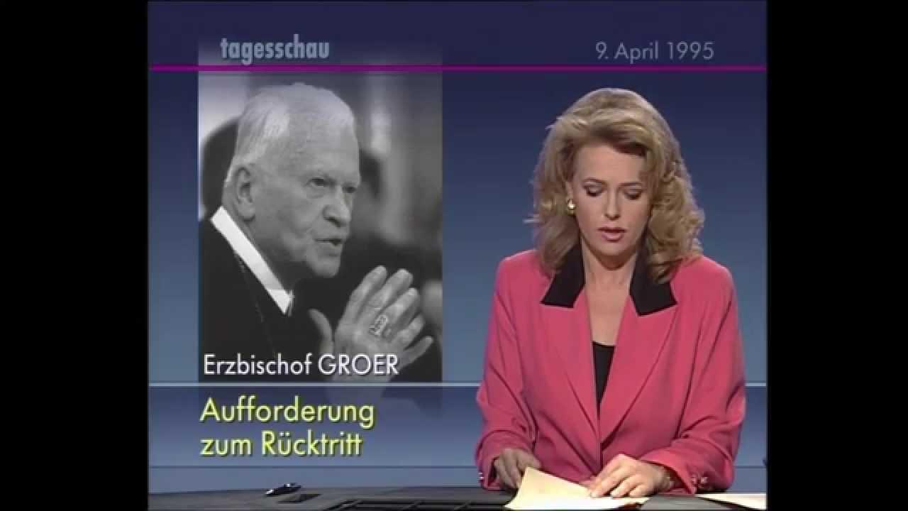 Erzbischof Groer 1995 - YouTube