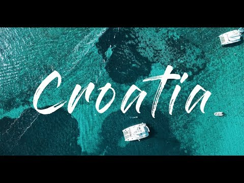 4K CROATIA YACHTING / SAILING THE ADRIATIC SEA