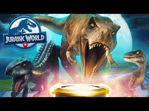 HALLOWEEN EVENT!!! - Jurassic World Alive | Ep30 ( Jurassic GO )