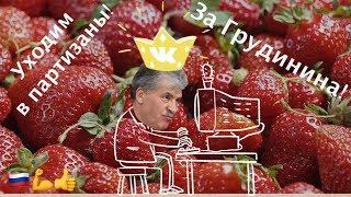 Как Владимир Владимирович Путин стал Грудининым Павлом Николаевичем