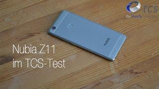 Nubia Z11 im TCS-Test