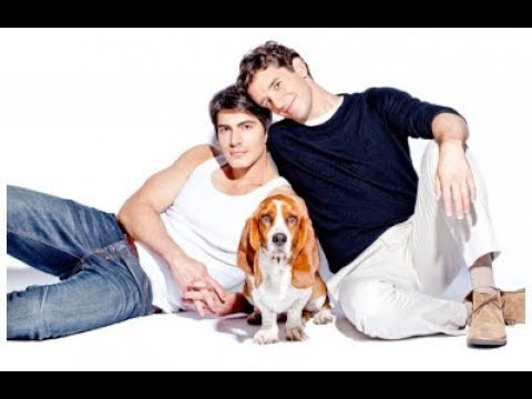 Partners 2012 || Brandon Routh and Michael Urie