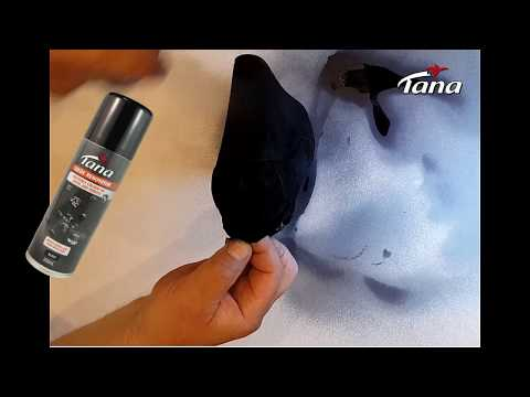 How to clean, restore or renovate and waterproof suede shoes and boots by TANA
