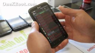 How to Backup and Restore Apps on Rooted HTC One X!