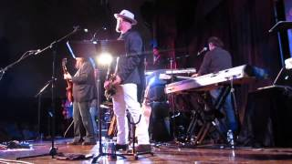 "ALAN PARSONS LIVE PROJECT: ""LA SAGRADA FAMILIA"" Live at the Concert Hall, NYC 2/3/15"