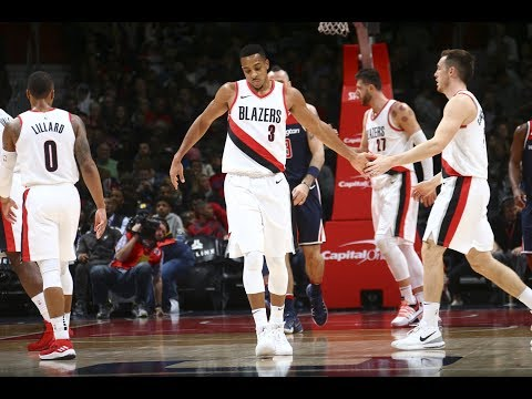 Full Game Highlights: Portland Trail Blazers vs. Washington Wizards | November 25th, 2017