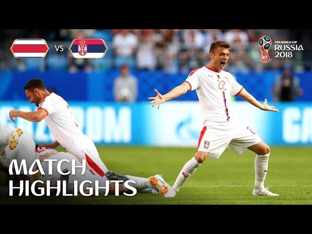 Costa Rica v Serbia - 2018 FIFA World Cup Russia™ - Match 10