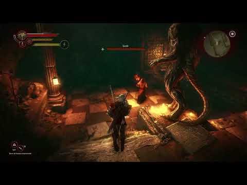 Witcher Saga - 81. L'Epée Oubliée des Vrans [Iorveth]