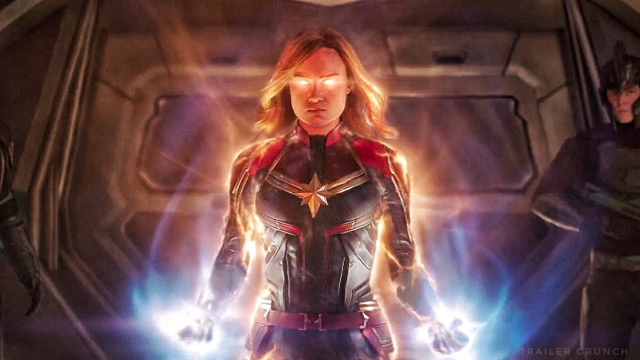 Captain Marvel Gets Her Full Powers Scene - Captain Marvel (2019) Movie  CLIP HD - YouTube