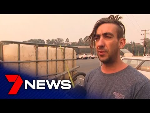 New South Wales high fire danger preparations, state of emergency | 7NEWS