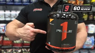R1 Protein by Rule 1 Proteins - Whey Protein Review by Genesis.com.au(Rule 1 Proteins have developed some innovative products, but the team at Genesis is excited to be stocking the staple of the stack - R1 Protein. Developed as a ..., 2016-08-24T00:00:15.000Z)