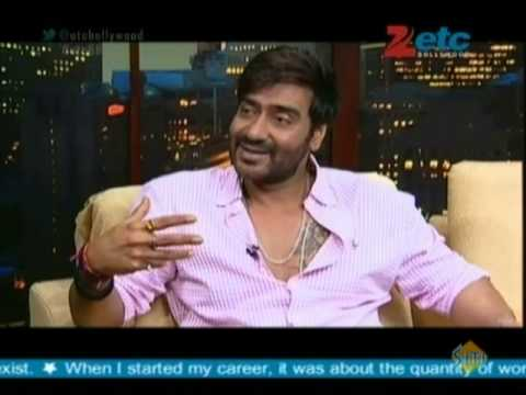 Ajay Devgn unhappy with the way the industry is going?