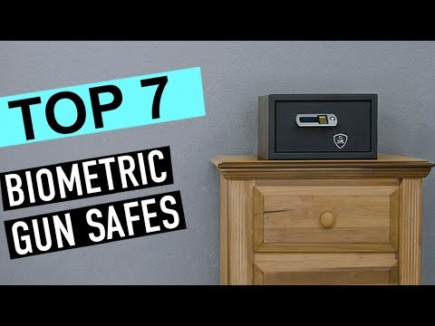 Best Biometric Gun Safe for 2020 - Reviews, Comparison and Advice 1